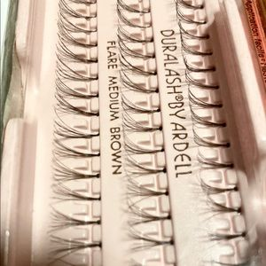 3 packs of 60 Ardell Duralash Individual Lashes